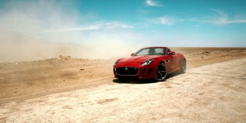 Jaguar F-Type to feature at Sundance London
