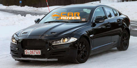 Jaguar XS to rival 3 Series for powertrain diversity