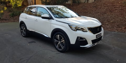 2018 Peugeot 3008 Allure review