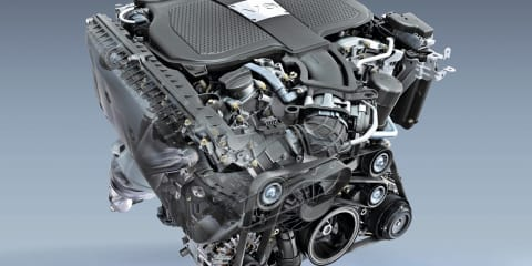 Mercedes-Benz 3.5-litre V6 specifications