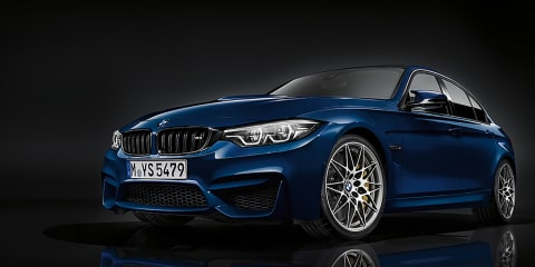 2017 BMW M3 'facelift facelift' heading to Geneva