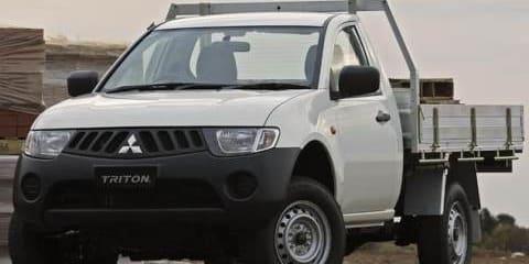 Mitsubishi Triton Compliance Plate Recall