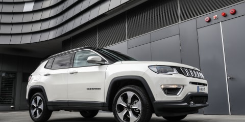 2018 Jeep Compass pricing and specs
