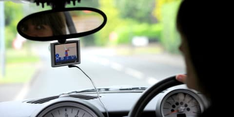 Use your brain when using SatNav