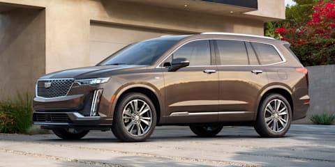 2020 Cadillac XT6 unveiled