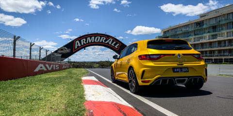 Holiday weekend getaway in the Renault Megane RS