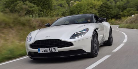 2018 Aston Martin DB11 V8 review