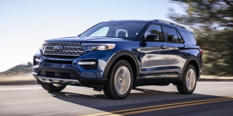 2020 Ford Explorer revealed, not for Oz.