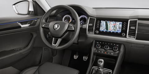2017 Skoda Kodiaq interior revealed – video