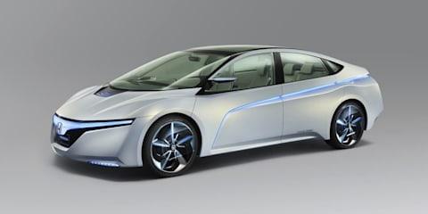 Honda AC-X, Honda Small Sports EV, Honda Micro Commuter concepts headed for Tokyo