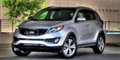 Kia Sportage: revised styling for updated SUV