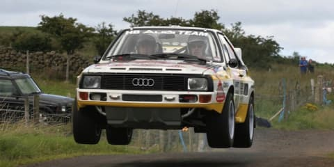 Group B rally monsters rise again