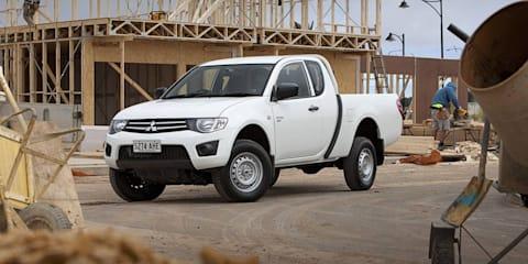 2011 Mitsubishi Triton Club Cab reintroduced