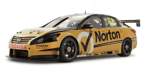 Nissan Altima V8 Supercars revealed