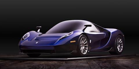 Scuderia Cameron Glickenhaus 004S revealed