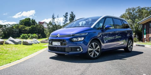 2018 Citroen Grand C4 Picasso review