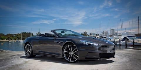 Aston Martin DBS Volante Review & Road Test