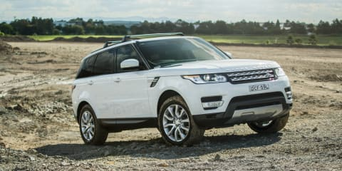 2016 Range Rover Sport recalled for airbag fix