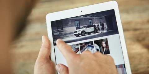 Volvo launches 'Care by Volvo' leasing service