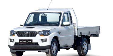 2018 Mahindra Pik Up adds new variants, priced from $21,990