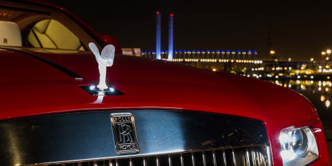 Rolls-Royce SUV :: decision to come this year