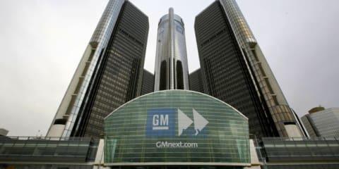 GM Slashes Costs as Share Price Plunges