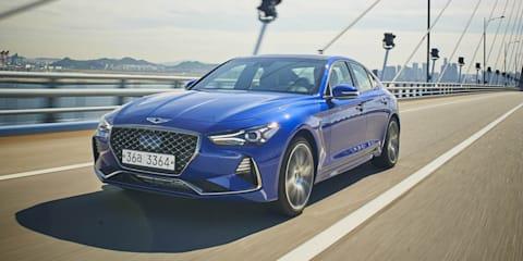 2018 Genesis G70 review