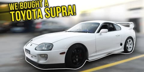 Project WTF-2J. Episode 1: Building a 10 second Supra project car.
