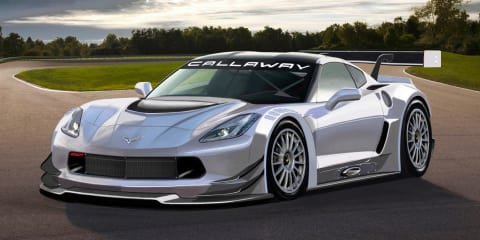 Callaway homologating Chevrolet Corvette C7 to go GT3 racing