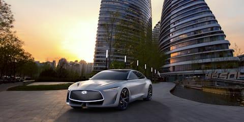 Infiniti confirms new electrified platform
