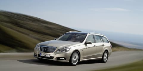 2010 Mercedes-Benz E 350 Estate launched