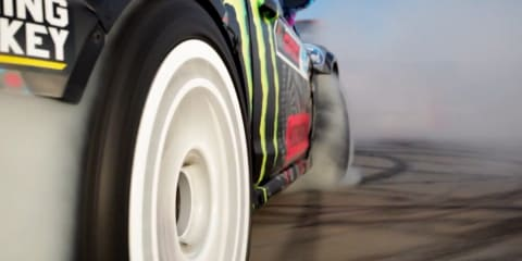 Ken Block: Gymkhana Six teased