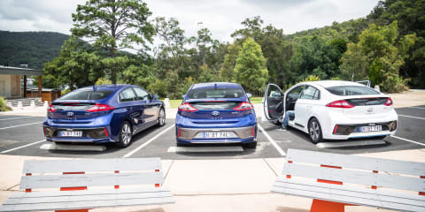2019 Hyundai Ioniq range review