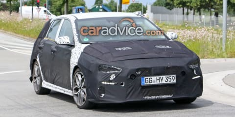 Hyundai i30 N crackles and growls in new sound bite