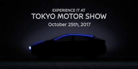 Nissan Intelligent Mobility concept teased ahead of Tokyo debut