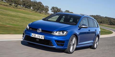 Volkswagen Golf R Estate confirmed for Australia