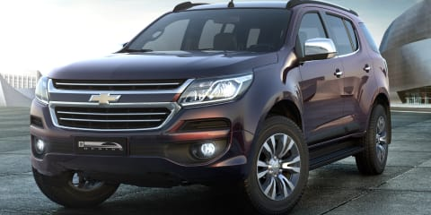 2017 Holden Trailblazer SUV confirmed, Colorado 7 badge to be axed