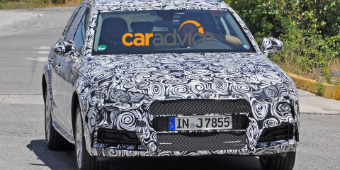 2016 Audi A4 Allroad spied ahead of possible Geneva motor show debut