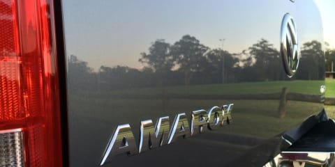 2015 Volkswagen Amarok recalled