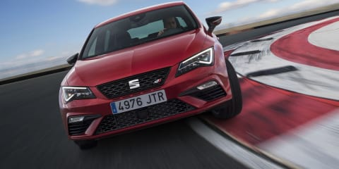 Seat Leon Cupra: WLTP regulations force power cut
