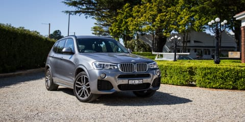 BMW X3 diesel reportedly exceeds emissions limits, BMW denies any test rigging