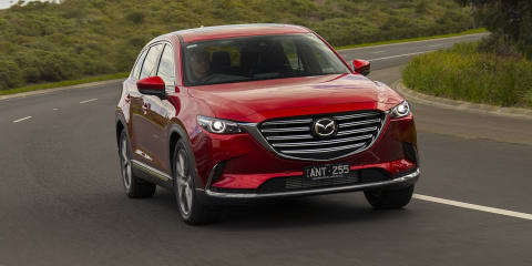 2017 Mazda CX-9 recalled