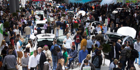 Frankfurt motor show to close its doors after 68 years