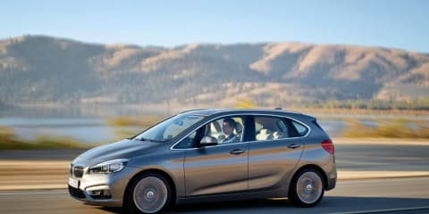 BMW 2 Series Active Tourer to be pricier but better-equipped than Mercedes B-Class