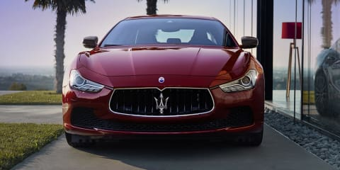 2017 Maserati Ghibli Sport arrives in Australia