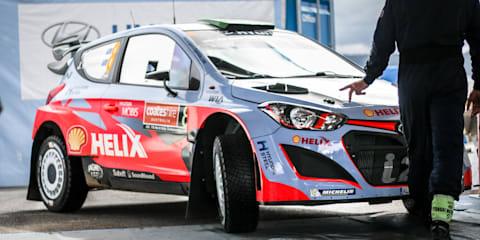 Hyundai Motorsport :: Inside WRC service