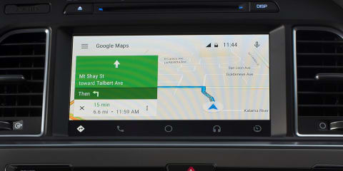 Toyota USA confirms Android Auto for new cars