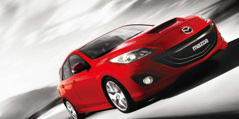 2009 Mazda3 MPS and i-stop to debut at Geneva Motor Show