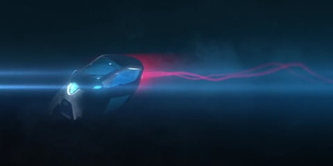Toyota i-Road concept video teaser