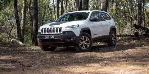 Jeep Cherokee (KL Series) recalled due to fault in the power transfer unit